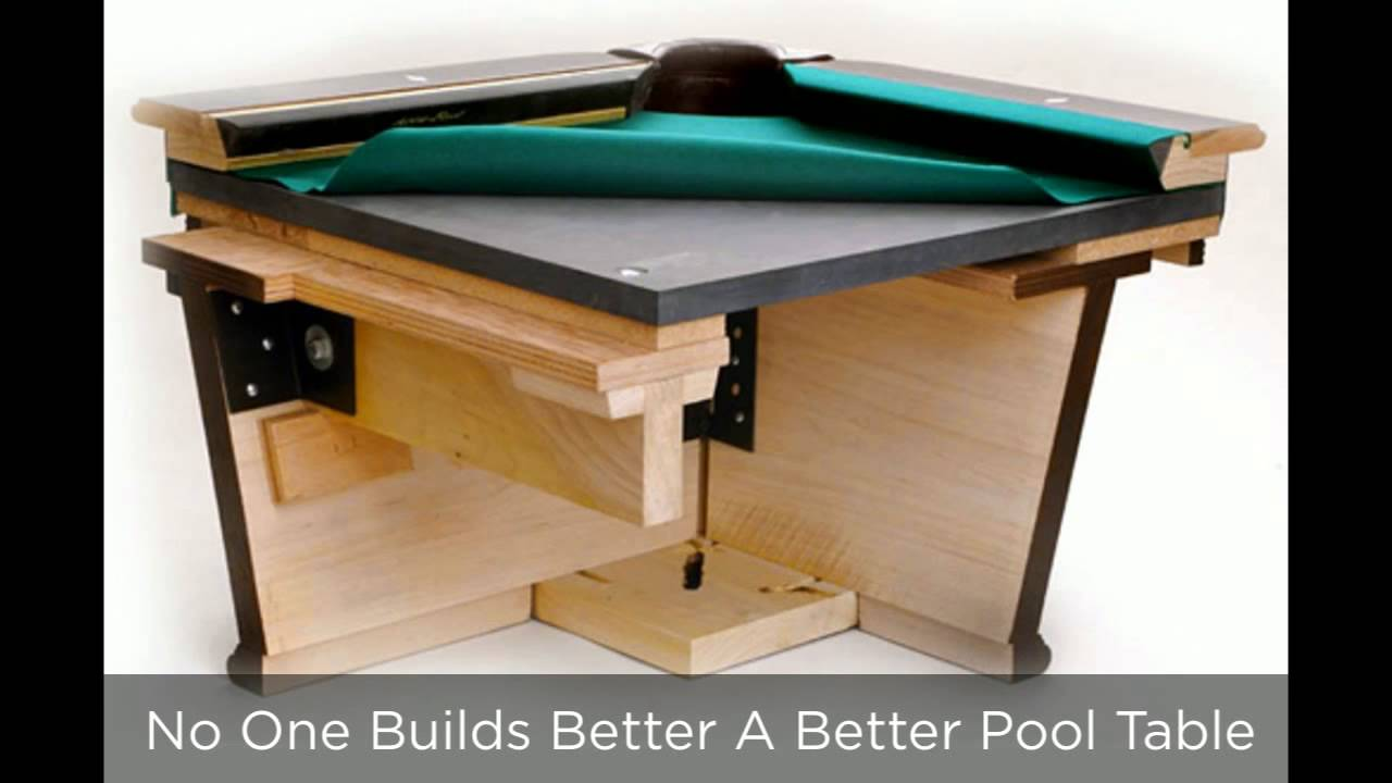 Breckenridge Pool Table Custom Options Pricing YouTube - Olhausen breckenridge pool table