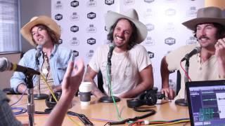 Lunchbox Interviews Midland