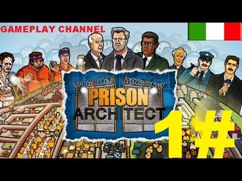 Prison Architect - #1 - Il nostro Carcere! - [HD - ITA]
