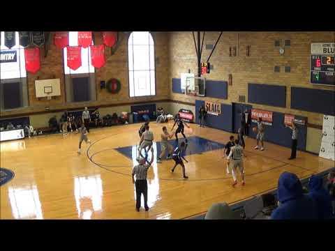 Phelps Basketball vs Redemption Christian 12 3 17