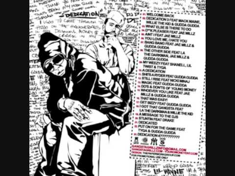 Dedication 3 & The Leak 5 Lil Wayne [ExxCLUsive}