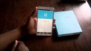 Huawei MediaPad Honor X1 T-Mobile (UNBOXING)