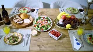 Как со вкусом накрыть стол и оформить интерьер для приема пищи