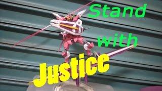 Robot Damashii/Spirits Justice Gundam-Robot魂 正義鋼彈