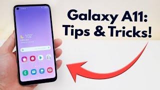 Samsung Galaxy A11 - Tips and Tricks! (Hidden Features) screenshot 1