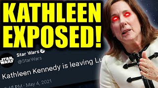KATHLEEN KENNEDY DESTROYED BY STAR WARS FANS ON STAR WARS DAY! [HIGH REPUBLIC CANCELLED]