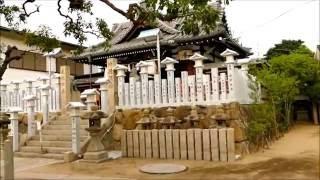 境内工事後の高崎神社(住之江・南加賀屋) 2016.07.10