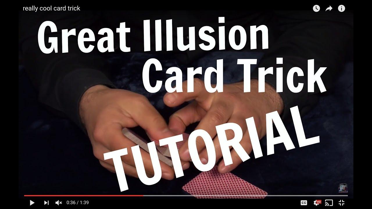 Great Card Tricks Revealed