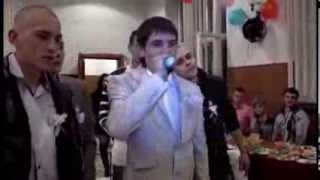 Свадьба. Парень красиво спел на свадьбе, выкуп невесты (MC Pauk)