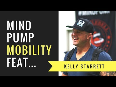 Kelly Starrett on Becoming A Supple Leopard  | MIND PUMP
