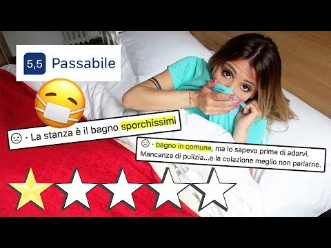HO PASSATO LA NOTTE NELL' HOTEL MENO VOTATO DI MILANO !!! SOLO 1 STELLA € 92 A NOTTE !!!