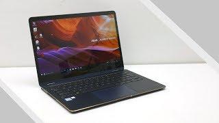 Asus Zenbook Flip S review - the best 2-in-1 laptop/tablet