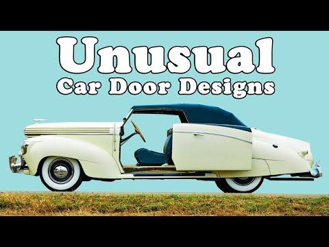 Unusual Car Door Designs
