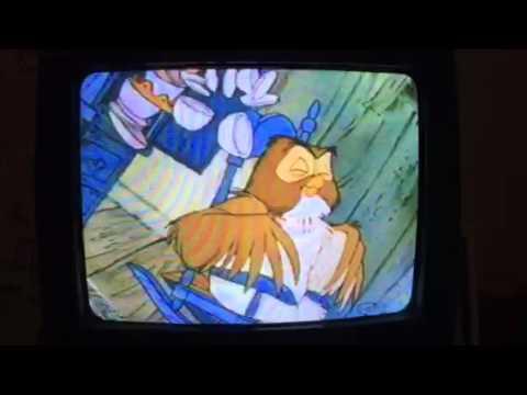 Winnie The Pooh! Owl House Crash