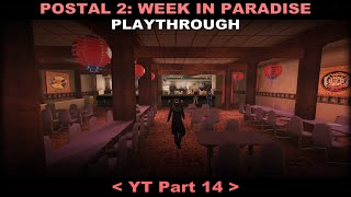 Postal 2 Week In Paradise playthrough 14 (Secrets, No commentary)