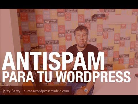 Plugin WordPress anti Spam Bee