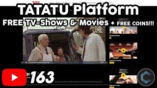 Watch Movies & TV Shows for FREE | Plus Earn Cryptocurrency for Watching | TATATU Platform