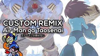 Rhythm Heaven (Custom Remix) - Air Man ga Taosenai (エアーマンが倒せない) MP3