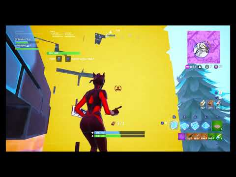 Switch Player Killing X Box And PS4 Players! 13 Kill Duo! End Game Only