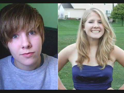 male to female before