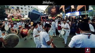 Mavle Prathishtan Dhol Tasha Pathak | Yaare Yaa Saare Yaa | Dombivlicha Maharaja Aagman 2019