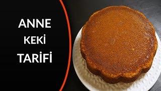 az malzemeyle lezzetli bir anne keki nasıl yapılır? anne keki tarifi