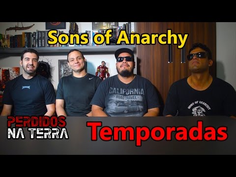Sons of Anarchy - Temporadas, Harleys e a Gemma