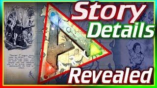 ARK Story Details! - Explorer Note Analysis & Theories (ARK Illuminati Confirmed?) w/ Xylophoney