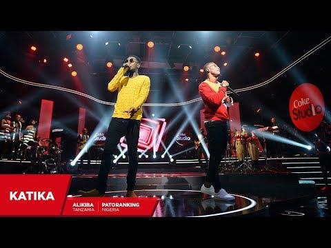Alikiba, Patorankingand Masterkraft: Katika– Coke Studio Africa