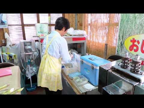Geek Beat Archives   Making Sugar Cane Juice in Okinawa, Japan   VLOG #24