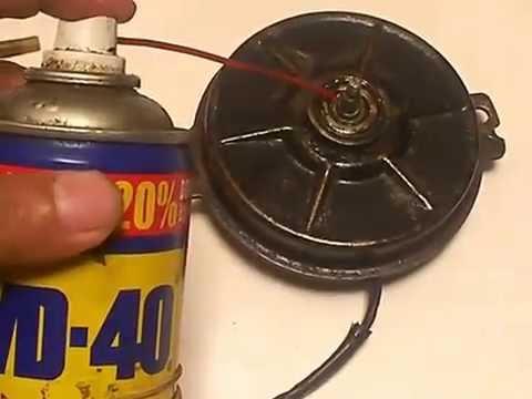 Perbaikan Motor Kipas Radiator Atau A C Condenser Yang Berisik Youtube