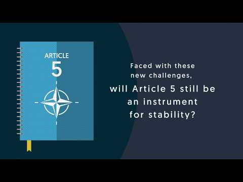 Article 5 of NATO: A Source of Stability