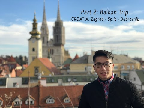 002-WorLiDay in Balkan : CROATIA (Zagreb - Split - Dubrovnik)