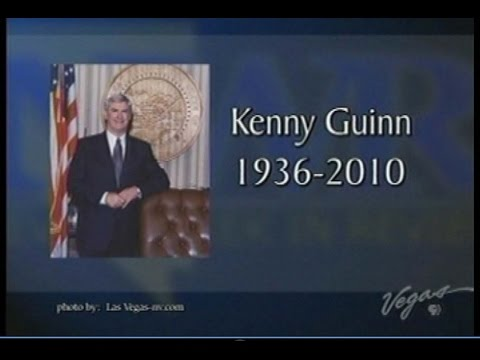Kenny Guinn Remembered, Nevada Week In Review, July 23, 2010