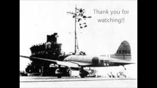 大日本帝国海軍の航空母艦【Aircraft carriers of IJN(Imperial Japanese Navy)】