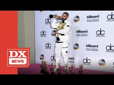 Drake Dominates The 2017 Billboard Music Awards & Makes Historic Win