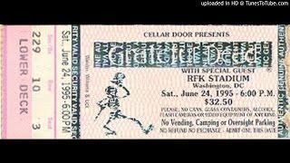 """Grateful Dead - """"Iko Iko"""" (RFK Stadium, 6/24/95)"""