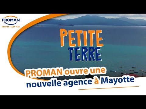Ouverture d'agence PROMAN Mayotte - PROMAN