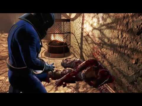 Fallout 4 DragonDeus%27s Live PS4 Broadcast 7