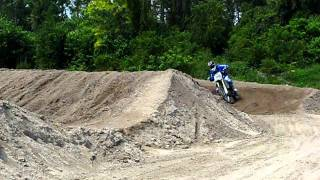 Seminole Tribe Motocross (MotoX) - Dirt Bike Jumping - Big Cypress Reservation