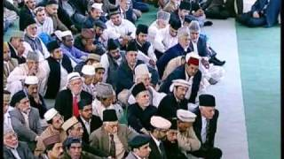 Friday Sermon : 2nd October 2009 - Part 7 (Urdu)