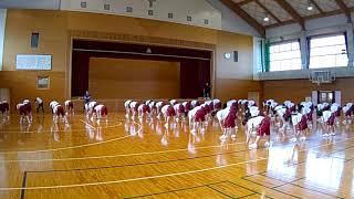新居浜商業高校 ラジオ体操!