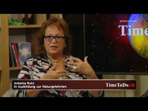 Wie Heilpflanzen wirklich heilen. Marianne Ziegler TimeToDo.ch 10.05.2017