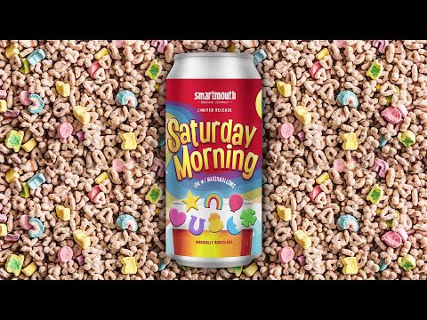 Amy Paige - IPA Beer Tastes Like Lucky Charms Debuts This Week