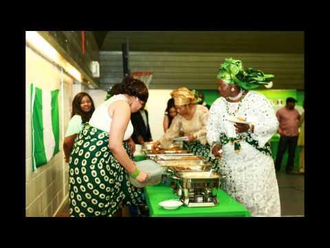 Nigerian Cultural Day Aberdeen 2015