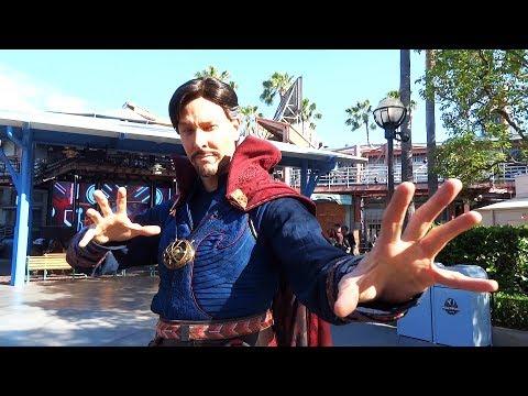 INSIDE Disneyland Resort - Episode 6: Pirates returns and Doctor Strange materializes!