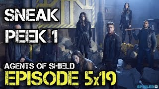 Agents of SHIELD 5x19 Sneak Peek