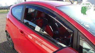 Réinitialiser butées de vitres Ford.
