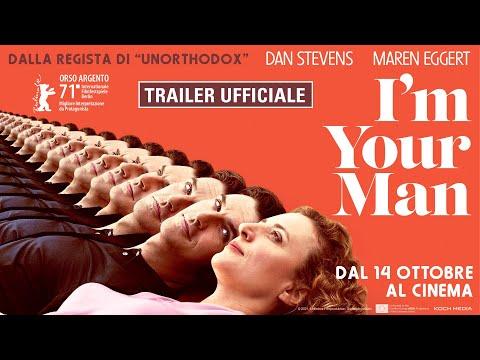 I'm Your Man - Trailer Italiano Ufficiale