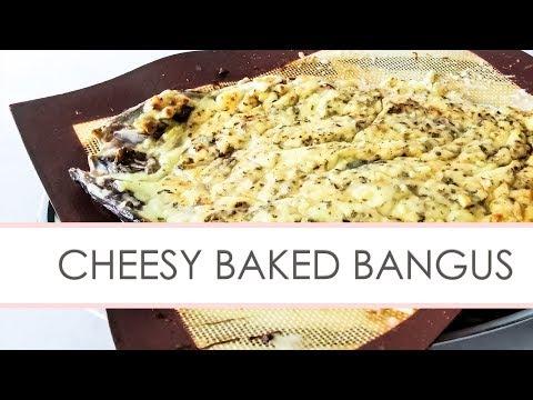 Cheesy Baked Bangus | Baked Milkfish